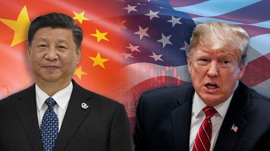 US and China to begin trade talks Thursday