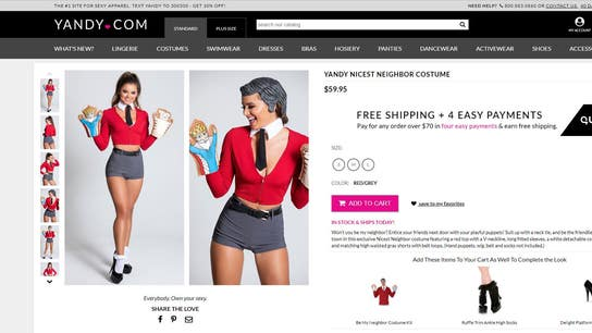 Sexy Mr. Rogers Halloween costume blasted on Twitter