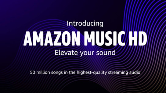 Amazon launches HD music streaming to compete with Spotify and Apple Music