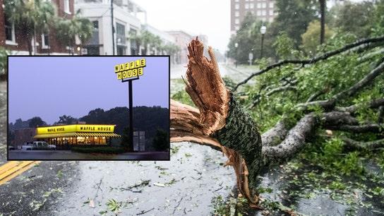 Hurricane Dorian: Waffle House Index flashing red in South Carolina