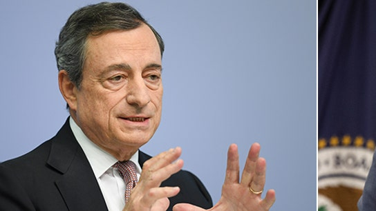 The ECB could foreshadow the Fed's next rate cut