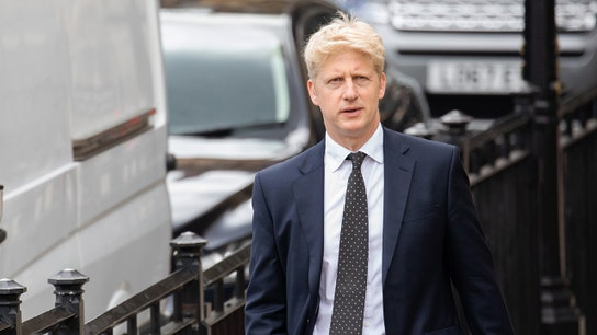 Boris Johnson's brother resigns from cabinet amid Brexit tension