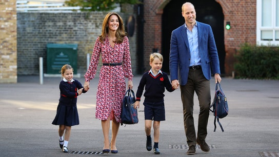 Kate Middleton's royal fashion a cash king for designers
