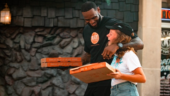 LeBron James loans star power to Blaze Pizza, which hopes to grow with third-party delivery