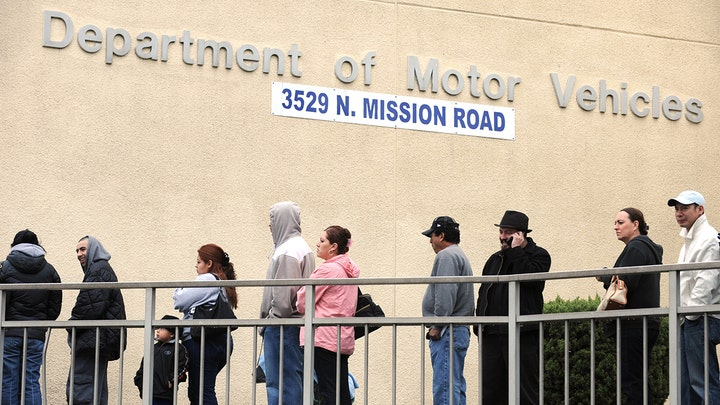DMV reportedly makes up to $52M a year by gathering, selling drivers' data