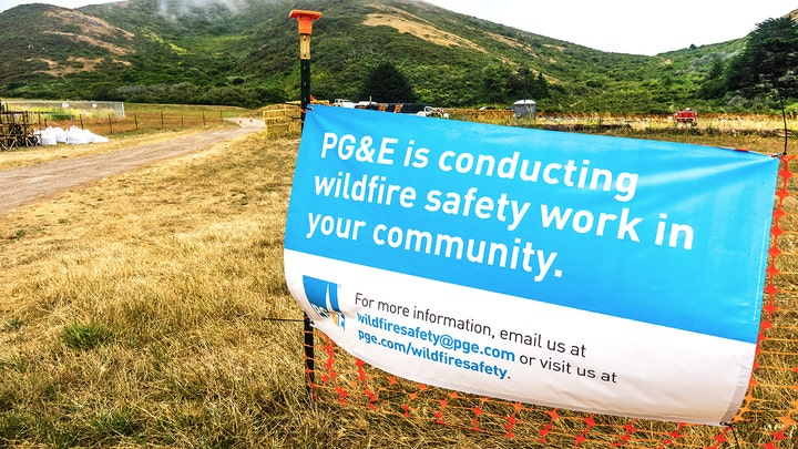 PG&E shareholders could get wiped out