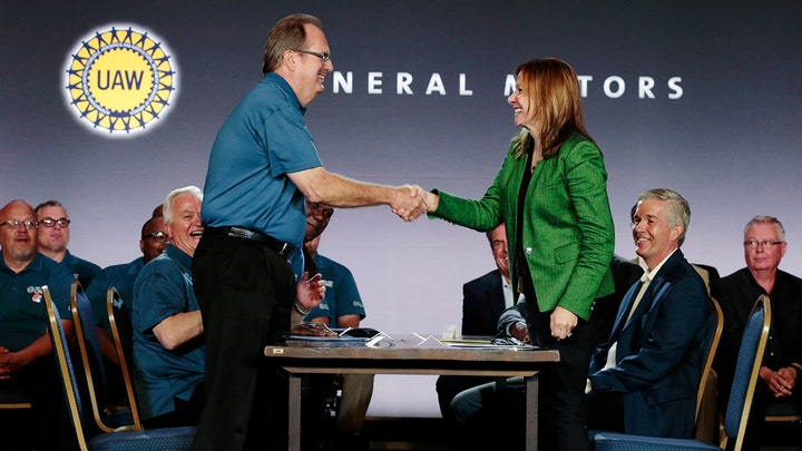 GM and UAW reach tentative agreement. Here's what it means