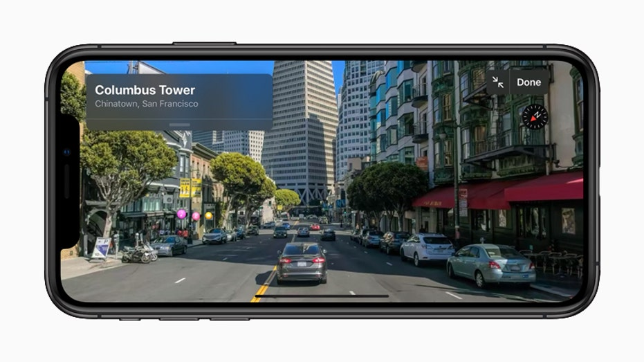 Apple expanding revamped Maps app to more US states