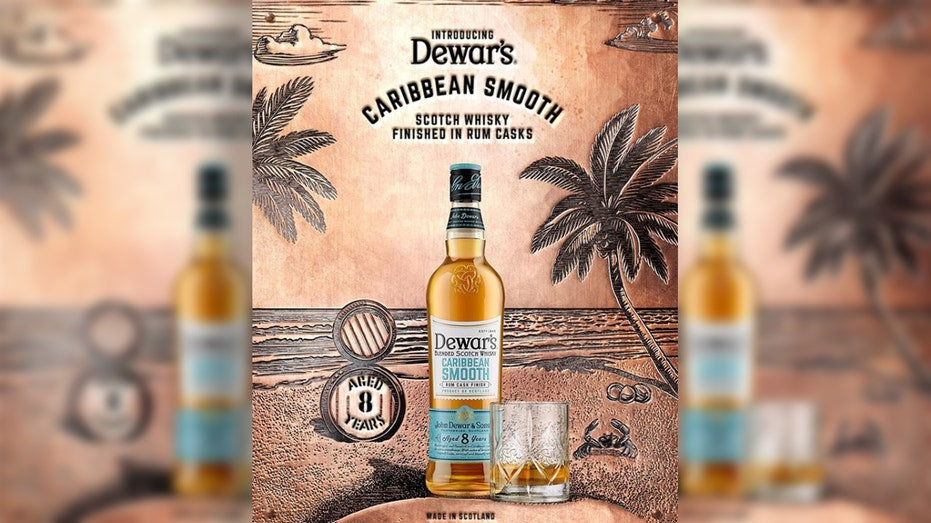 Dewar\'s releases \'Caribbean Smooth\' Scotch, following ...