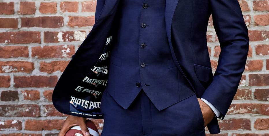 NFL fans can now customize suits, here's a look   Fox Business