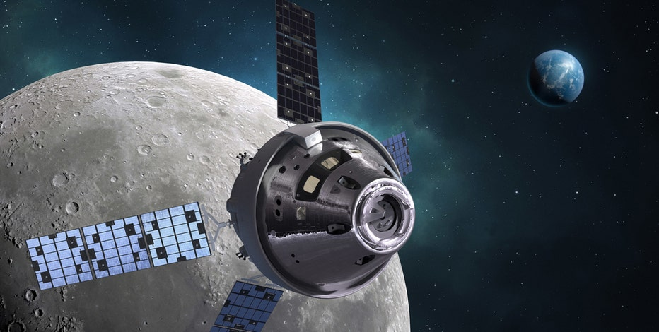 NASA and Lockheed Martin Finalize $2.7 Billion Contract Towards Lunar Expedition