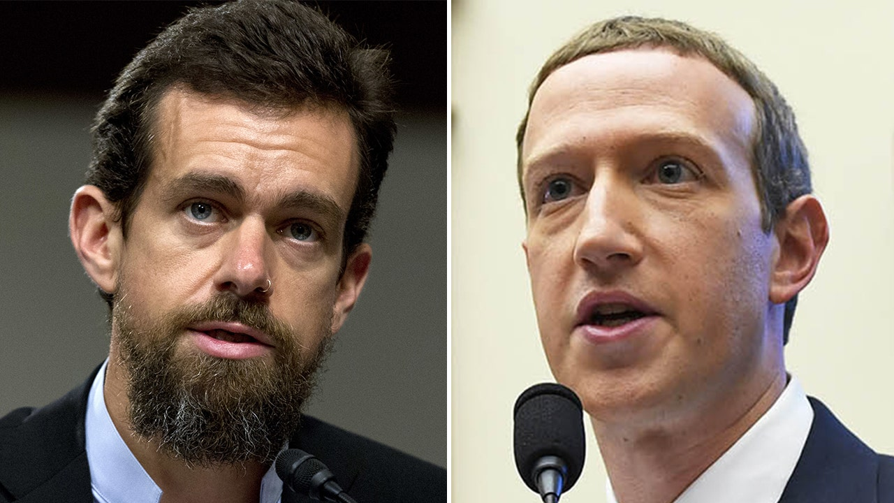 Google, Facebook and Twitter CEOs could confront Senate subpoenas