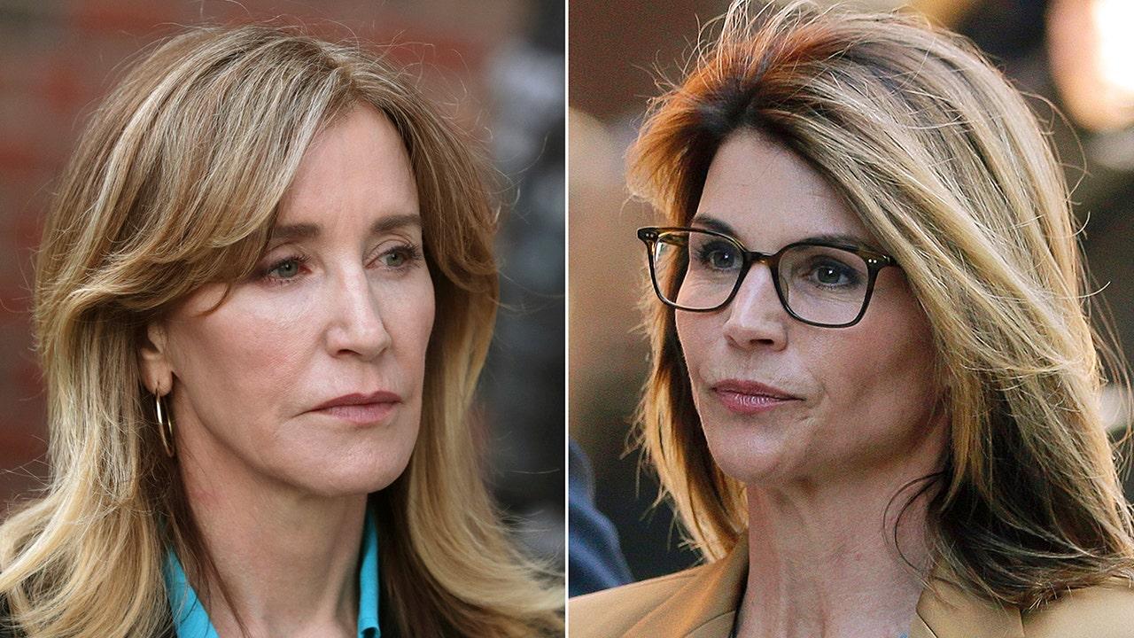 Lori Loughlin allegedly seeking Felicity Huffman's jailhouse tips - Fox Business