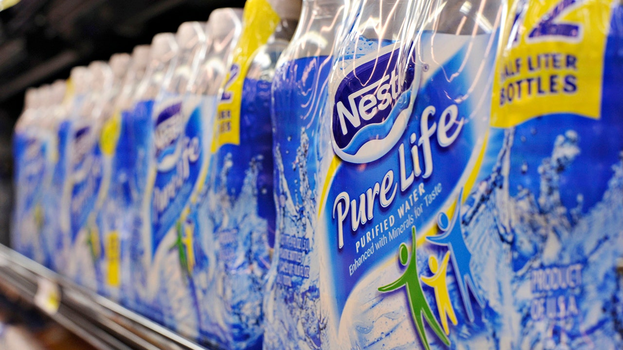 Nestle to sell N.American water brands for $4.3B, focus on premium lines - Fox Business