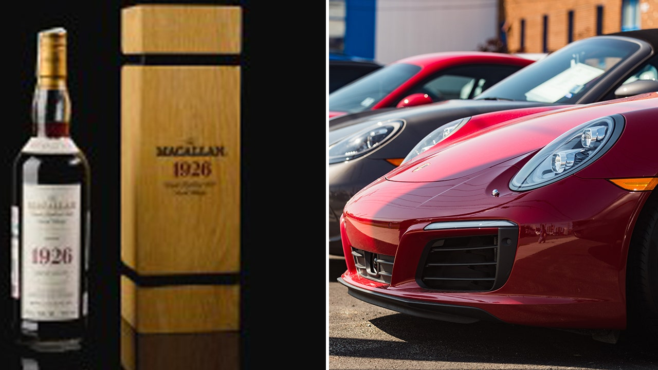 Best Scotch 2020.A Swig Of This Scotch Costs More Than A 2020 Porsche Fox