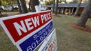 US home sales falter in September amid rising prices