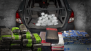 Feds bust 8-figure sum of drugs in about a week