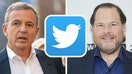 Disney, Salesforce CEOs cite Twitter's bad mojo