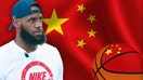 LEBRON'S CHINA MONEY: NBA star has clear financial incentive to back country
