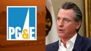 California Gov. Newsom blasts PG&E for 'greed' after taking utility campaign contributions