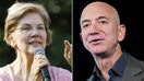 Elizabeth Warren's Medicare-for-all proposal would cost Jeff Bezos $7 billion