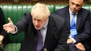 UK Prime Minister Boris Johnson calls for general election to break Brexit logjam