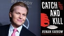 Ronan Farrow's 'Catch and Kill' sells well, but is topped by a legal eagle & rock 'n' roll tales