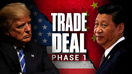 China says part of phase one trade deal with US 'basically completed'