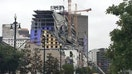 Hard Rock Hotel under construction collapses in New Orleans, at least 1 dead