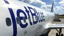 JetBlue looks to offset carbon dioxide emissions in bid to fly cleaner