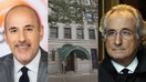 Matt Lauer and Bernie Madoff lived in this same building for 5 years
