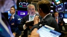 Stocks spike to record highs as trade optimism, earnings provide spark