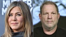Jennifer Aniston sounds off on Harvey Weinstein's bullying, his 'piggish behavior'