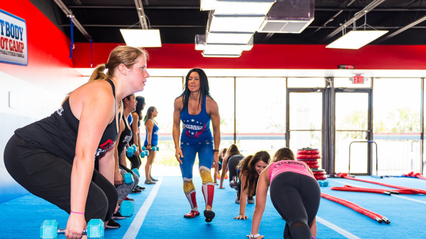 Fit Body Boot Camp gym business