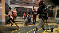 Hong Kong protesters shift tactics, show up in smaller groups