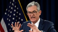Powell says economy growing rapidly, inflation up 'notably'