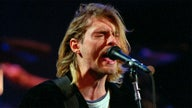 Kurt Cobain's 'Unplugged' guitar has $1M auction estimate