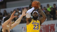 Is LeBron James calling the shots for the NBA on China?