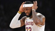 LeBron James wears 'No Clout' sweatshirt ahead of Lakers game amid fallout from tweet criticism