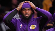 LeBron James evacuates family from California wildfires in middle of night