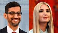 Google CEO Pichai, Ivanka Trump to promote worker training program
