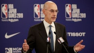 NBA's Adam Silver: China's Tencent airing games a sign of 'thawing' tensions
