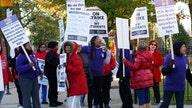 Chicago's teacher strike cancels class, draws crowds