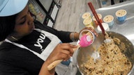 Safe-to-eat cookie dough company rises from childhood 'no-no'