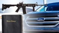 Ford dealership gives Bible, flag, AR-15 voucher to buyers