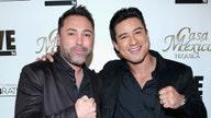 Oscar De La Hoya, Mario Lopez channel Mexican roots and get into tequila