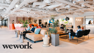 WeWork hemorrhages another massive pile of cash