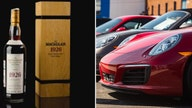 A swig of this Scotch costs more than a 2020 Porsche