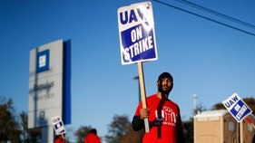 UAW members to picket at GM dealerships as strike approaches one month