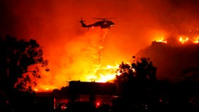 Deadly wildfires strike California